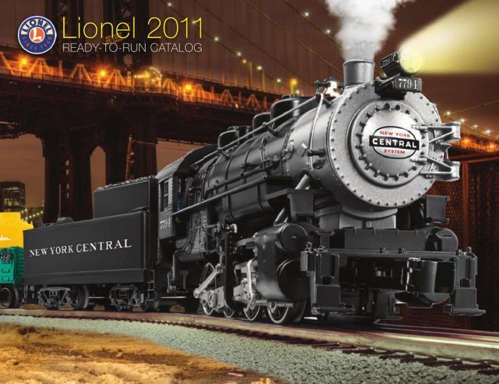 Lionel Train